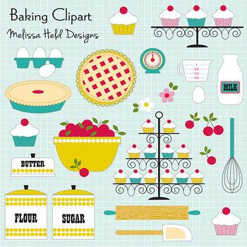 Clipart: Baking Clip Art