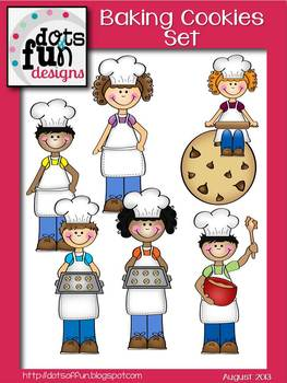 Baking Cookie Graphics