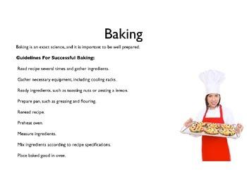 Baking Tips PowerPoint