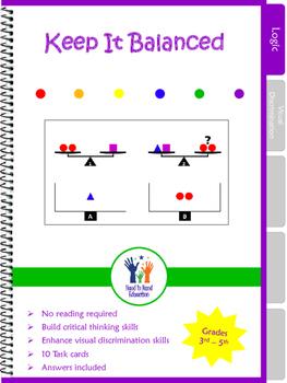 Balance Logic Visual Spatial Skills
