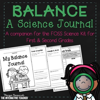 Balance Science Journal-FOSS Companion