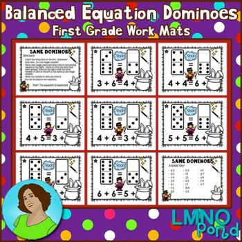 Balanced Equation Dominoes