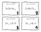 Balanced Equation Scoot- Addition to 10