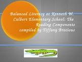 Balanced Literacy PowerPoint Presentation- Focus on Readin