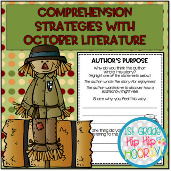 Teaching Comprehension Strategies with Favorite October Li