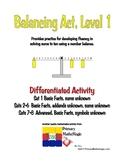 Balancing Act Level 1