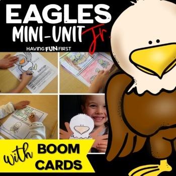 Bald Eagle: Non-Fiction Mini-Unit Jr.
