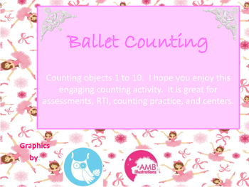 Ballet Counting