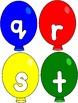 Balloon Alphabet Matching Game