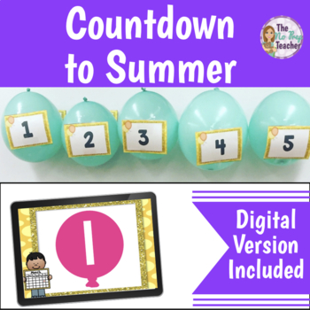 End of Year Balloon Countdown