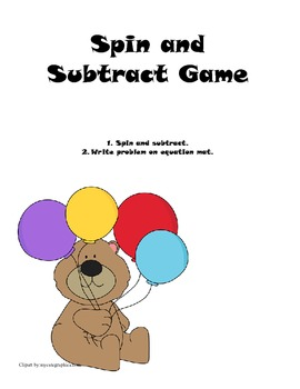 Balloon Subtraction Game