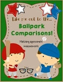Ballpark Comparisons and Estimates:  A matching activity w