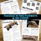 Banded Gila Monster: Informational Article, QR Code Resear