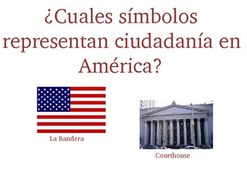Bandera y courthouse