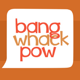 Bang Whack Pow Font for Commercial Use