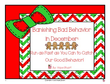 Banish Bad Behavior in Dec.: Run as Fast as You Can to Cat