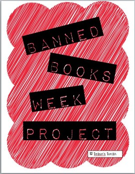 Banned Books Week Poster Project