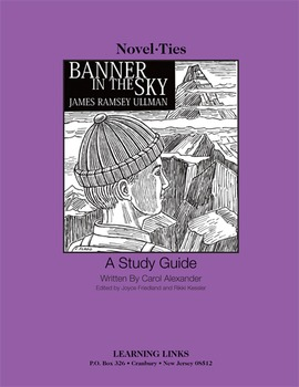 Banner in the Sky - Novel-Ties Study Guide