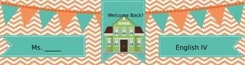 Banners! Perfect for Back to School or Homepage