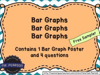 Bar Graph Poster - Free Sample