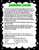 Bar Graphing: A Super Hero Story Problem  Grades 3-5 (Grea