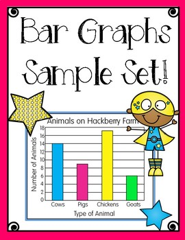 Bar Graphs Galore Sample Set