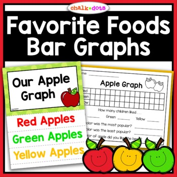 Bar Graphs: Graphing our Favorite Foods