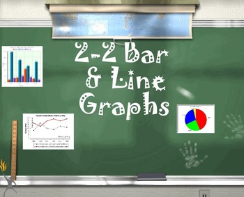 Bar & Line Graphs Video Lesson