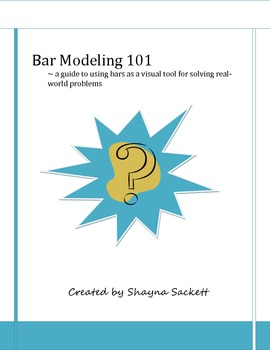 Bar Modeling 101 - Sample