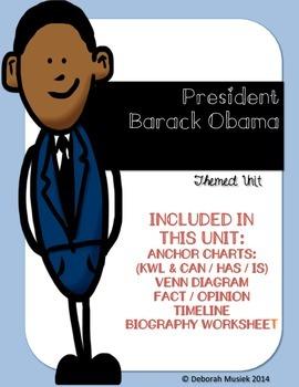 Barack Obama Mini Unit