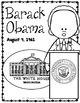 Barack Obama 1 Biography Research Bundle {Report, Trifold,