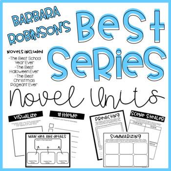 Barbara Robinson Best Ever Bundle