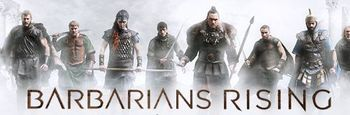 Barbarians Rising S1 E1 Resistance Hannibal  & Viriathus Q
