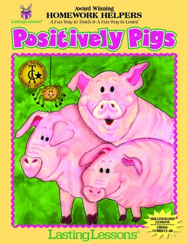 Barker Creek - Positively Pigs Activity Book