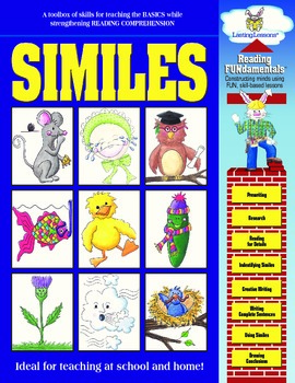 Barker Creek - Similes Activity Book