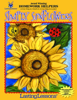 Barker Creek - Simply Sunflowers Activity Book