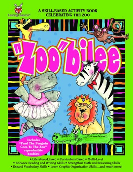 "Barker Creek - ""Zoo""bilee Activity Book"