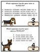 Barking Along With Expanded Notation (TEKS 4.2B)