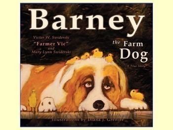 Nonfiction Literature - True Adventures of a Farm Dog, E B
