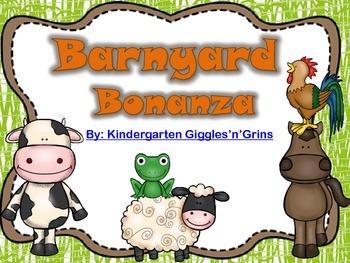 Farm Literacy Fun