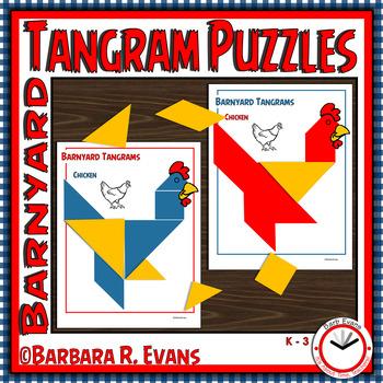 Barnyard Tangrams