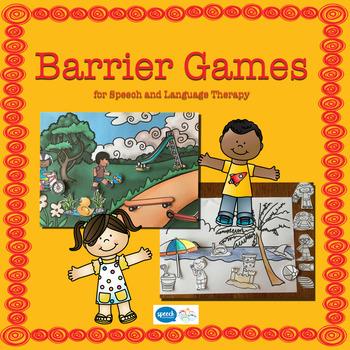 Barrier Games