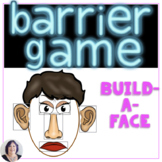 Barrier Games 4 Build-A-Face - Speech therapy, special edu