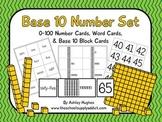 FREE Base 10 Number Set