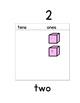 Base 10 flash cards 1-20