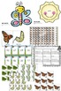 Base-Ten Activities for Place Value Butterfly Life-Cycle Theme