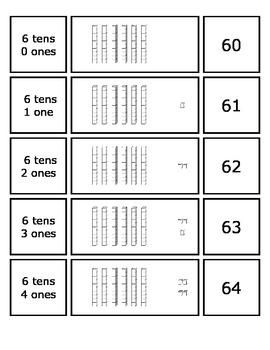 Base Ten - Place Value - Regrouping - Manipulatives