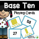 Base Ten Playing Cards