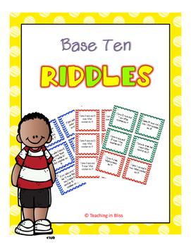 Base Ten Riddles