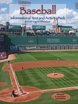 Baseball Informational Text and Activities